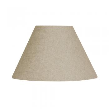 Linen coolie shade
